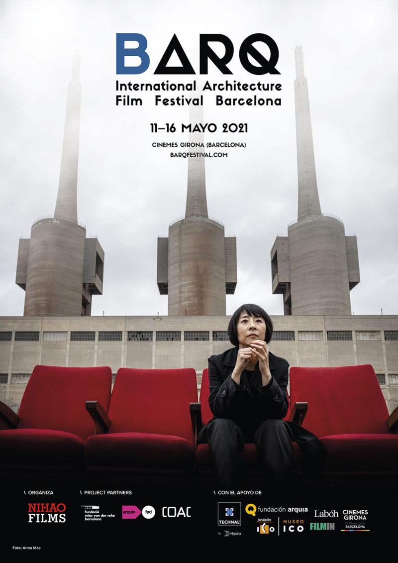 BARQ: el festival internacional de cine de arquitectura de Barcelona ya está aquí
