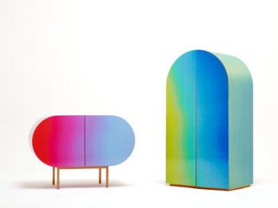 Color Flow: la unidades de almacenamiento de Orijeen