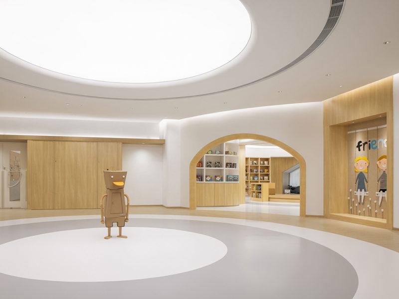 Crown Dream: arquitectura escolar de la mano de Shenzhen VMDPE Design