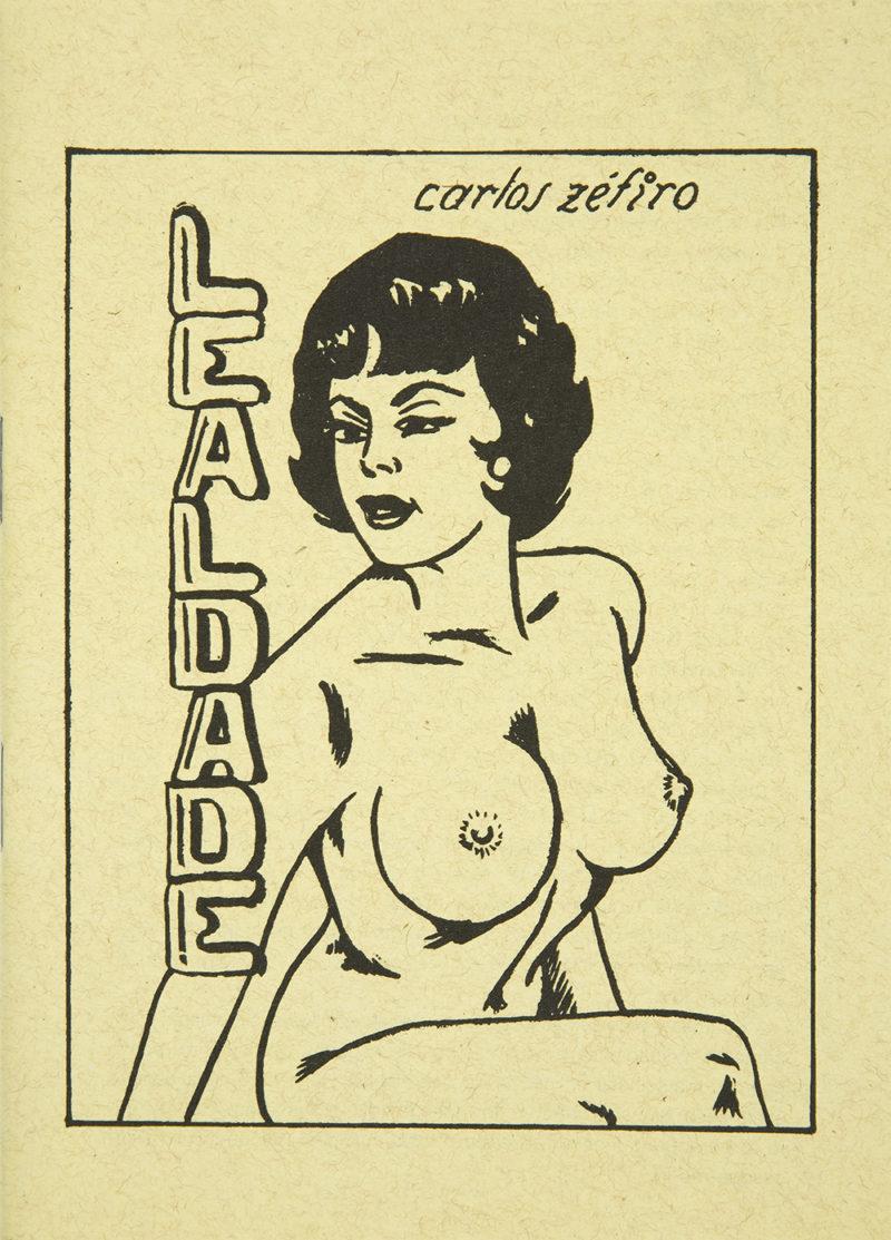 El cómic erótico de Carlos Zéfiro