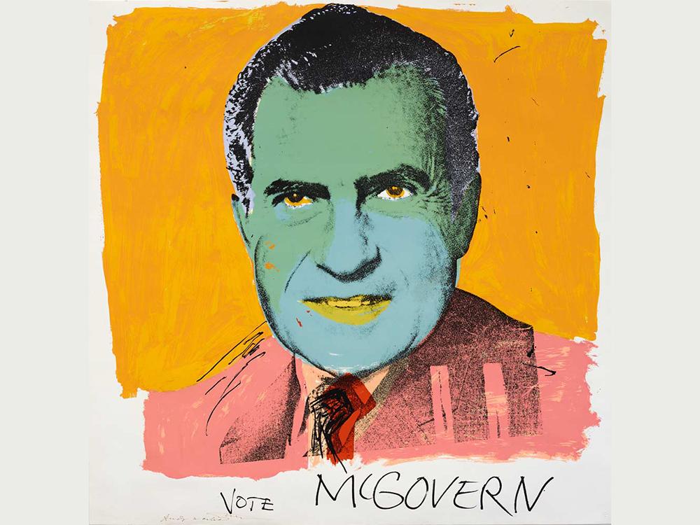 El sueño americano. Warhol, Johns, Lichtenstein,… en CaixaForum Barcelona