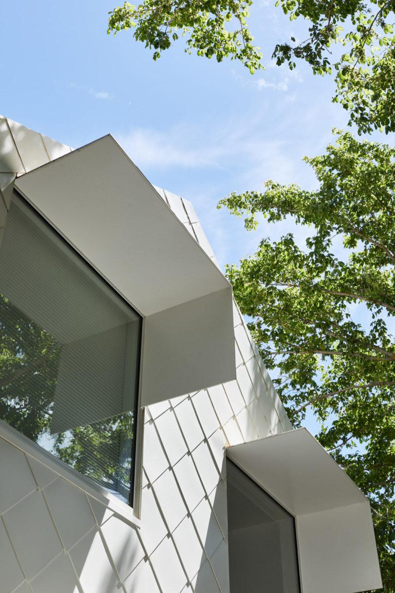 Garden House, la revolución energética comienza por casa. © Derek Swalwell