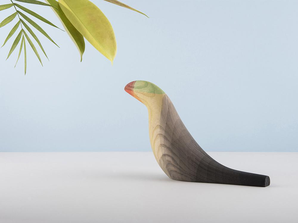 Immersed Birds, las aves de Moisés Hernández. Objetos de altos vuelos