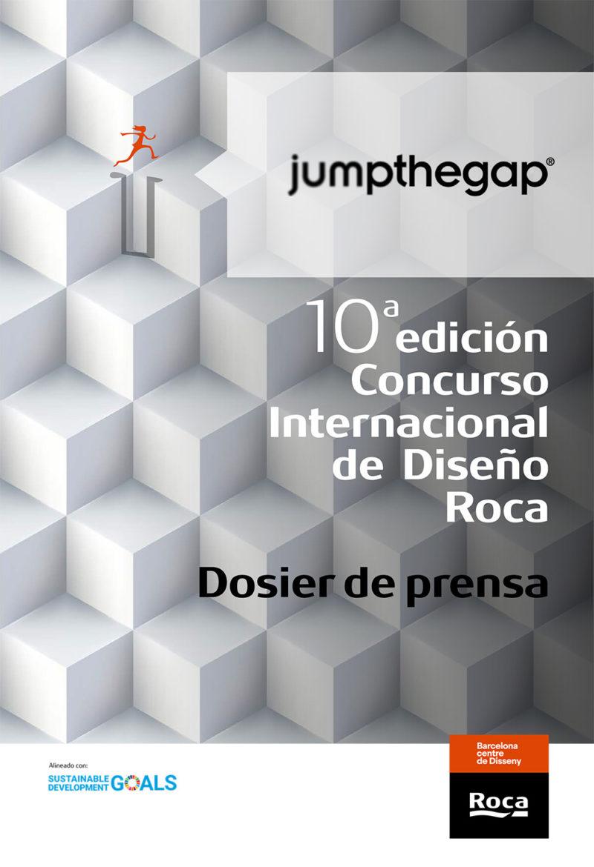 Jumpthegap, el concurso internacional de diseño organizado por Roca ya está aquí