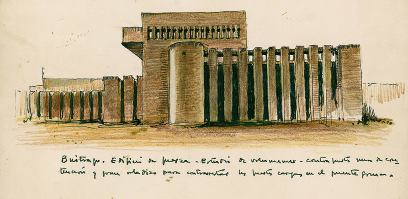 La arquitectura de Cano Lasso en el Espacio Fundación Telefónica de Madrid
