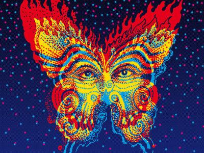 Moscoso Cosmos. El universo visual de Victor Moscoso