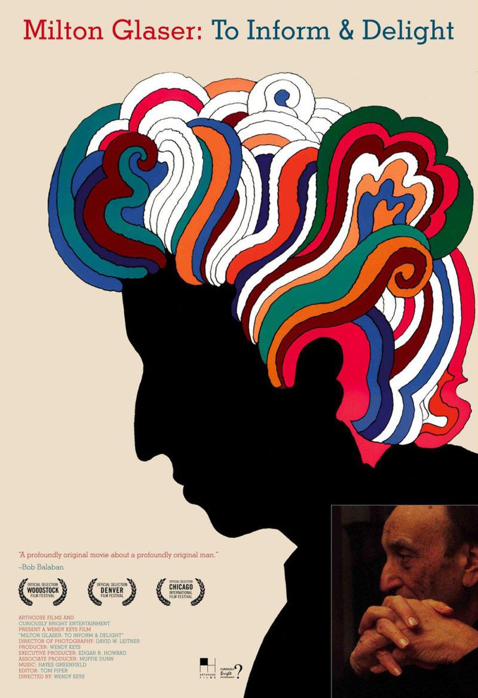 Milton Glaser: to Inform & Delight. Una cita de cine
