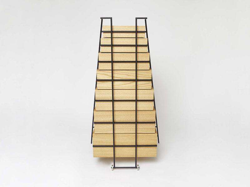 Sutoa, la cajonera esencialista de Keiji Ashizawa © Marina Denisova