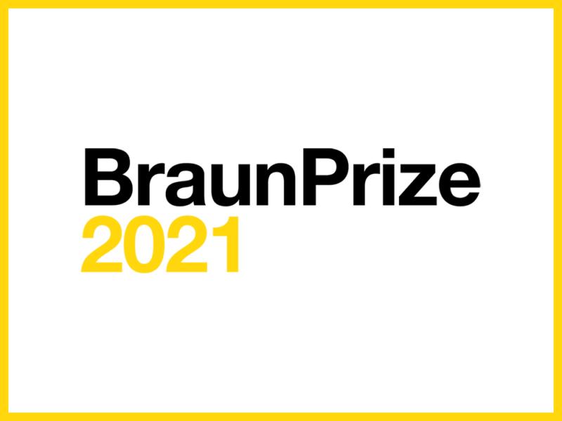 Braun Prize, el legendario concurso de Braun ya está aquí