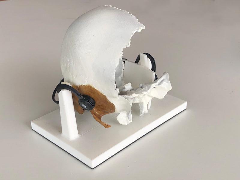 Bone Conduction, David Ramírez.