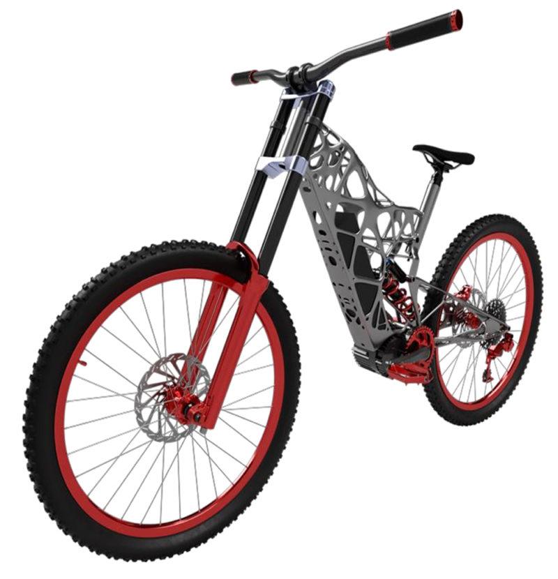 GD e-Bike, David Ramírez.