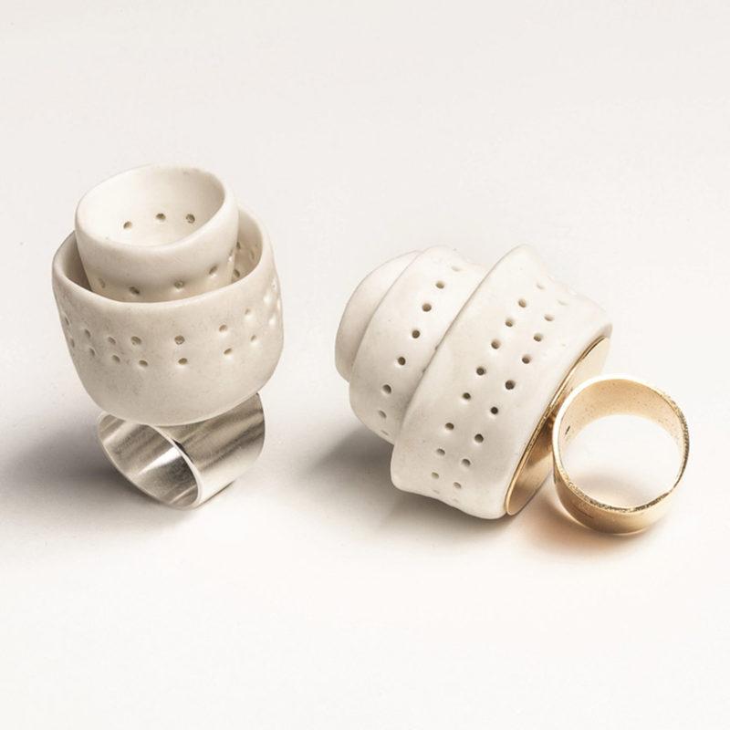 Conexiones entre joyería y cerámica, Museo Nacional de Cerámica y Artes Suntuarias González Martí.