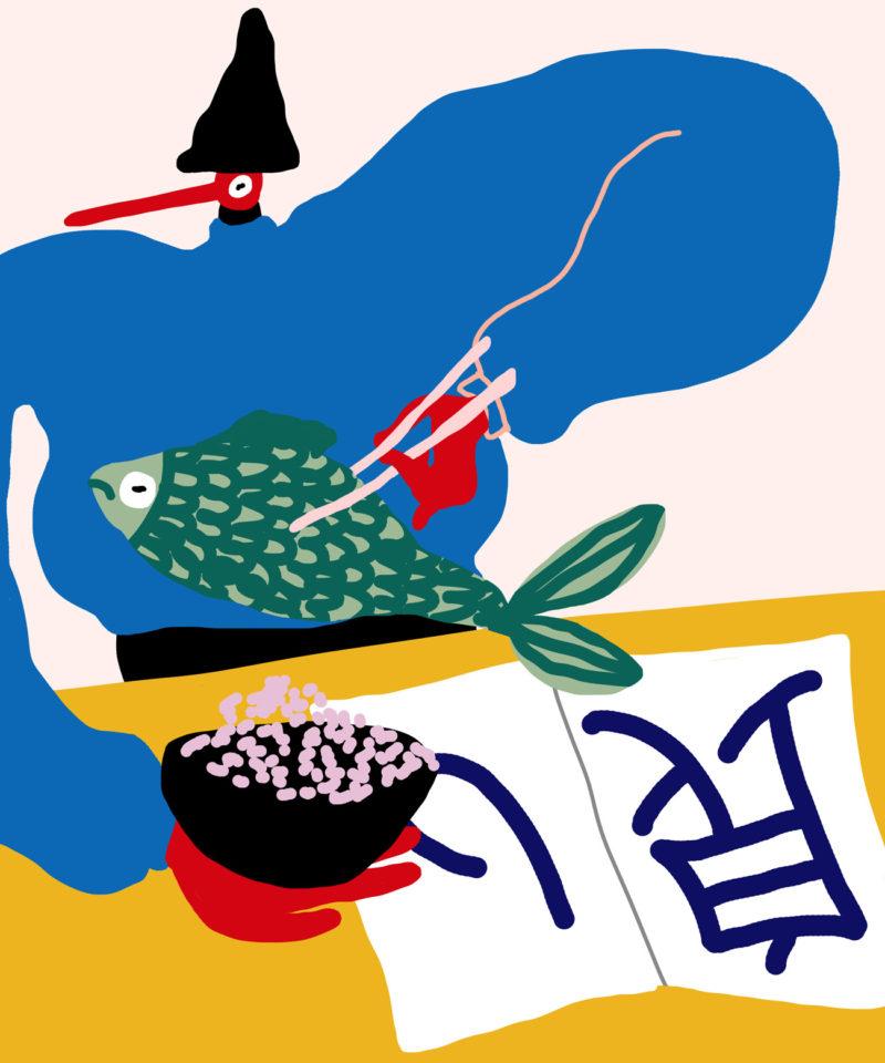 Egle Zvirblyte: color, formas y composición. A la vanguardia de la ilustración