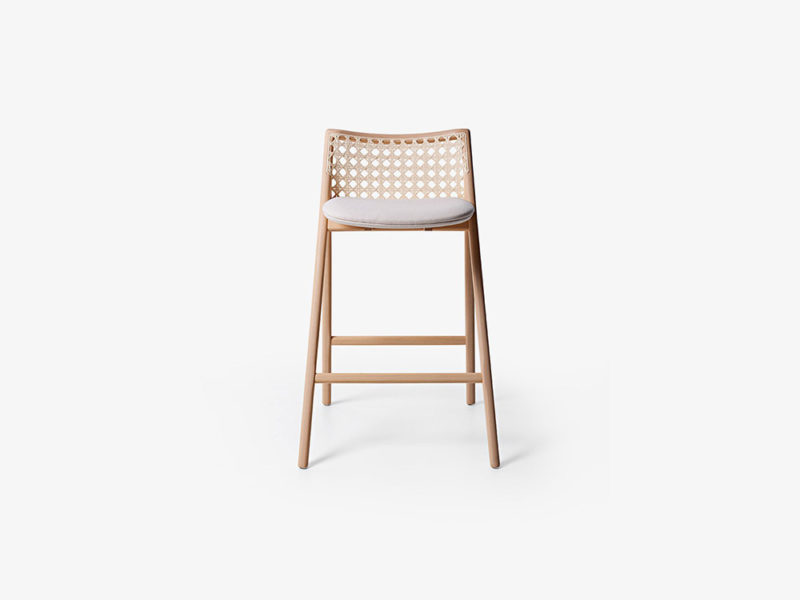 Tela, colección de asientos de Guilherme Wentz