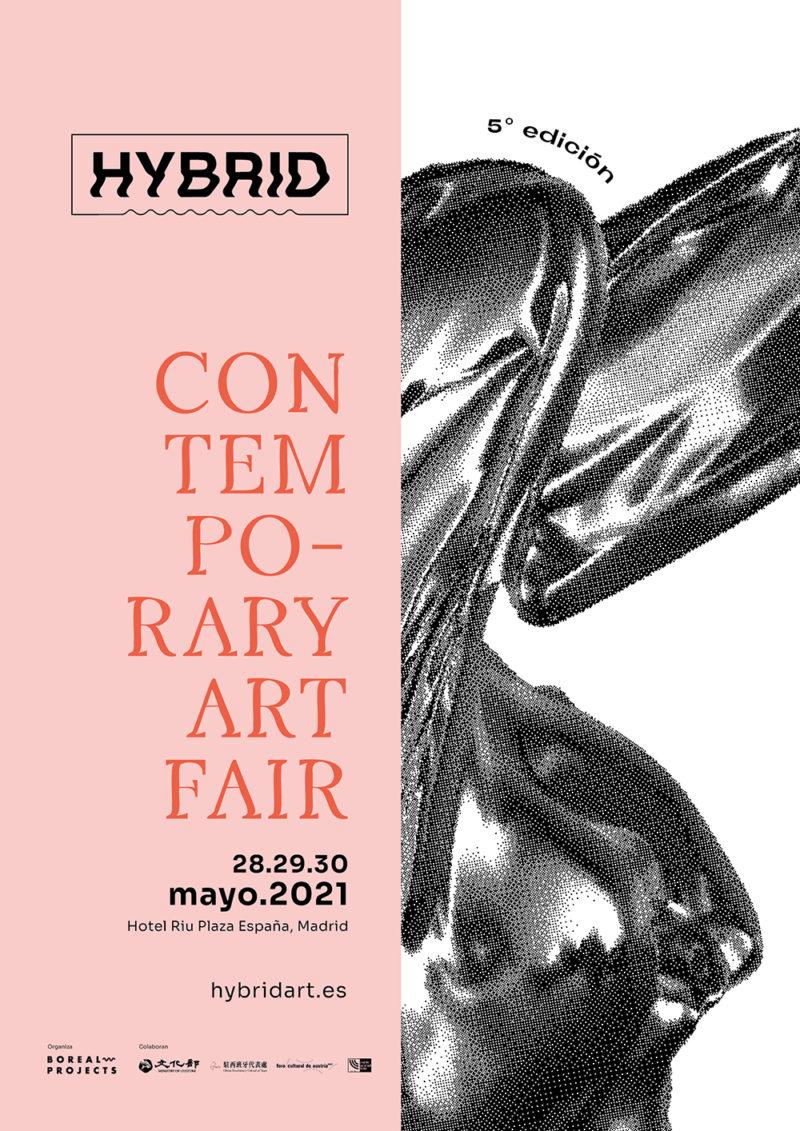 Hybrid Art Fair, la feria internacional de arte contemporáneo de Madrid