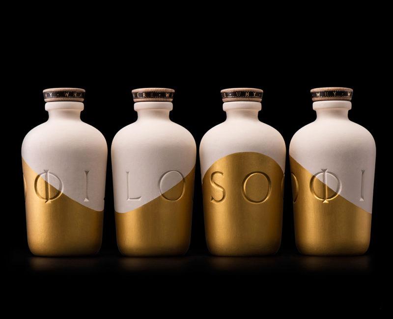 Φ i l o s o Φ: la celebración del conocimiento en el packaging de Backbone