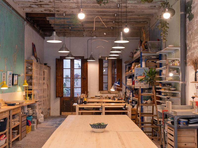 Tallers Oberts BCN, las jornadas de puertas abiertas de talleres y espacios de creación de Barcelona