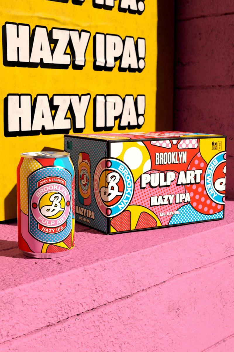 Thirst Craft da vida a Pulp Art. Una cerveza 100% neoyorquina