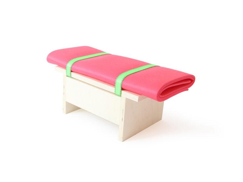 Benchi, la colección de asientos open source de Ludovic Falédam