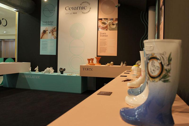 Ceramic in Process: presente pasado y futuro de la cerámica