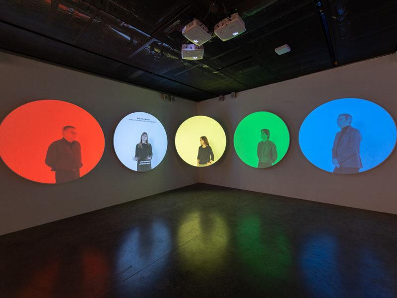 Espacio Fundación Telefónica presenta: Color. El conocimiento de lo invisible