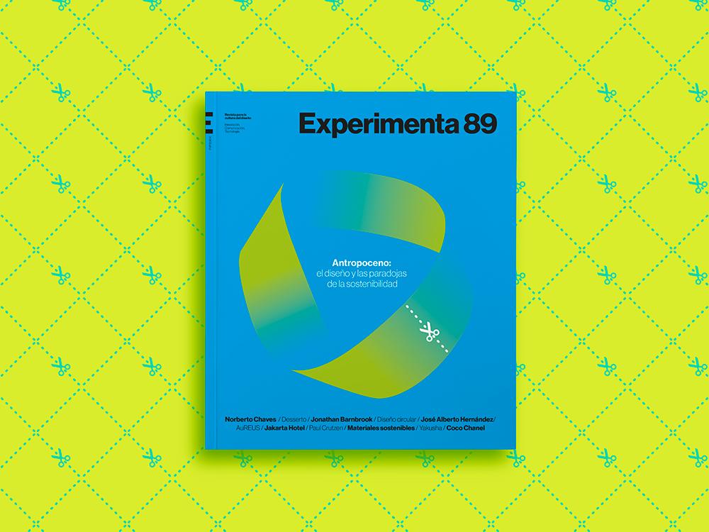 Experimenta 89. Antropoceno: el futuro se diseña hoy