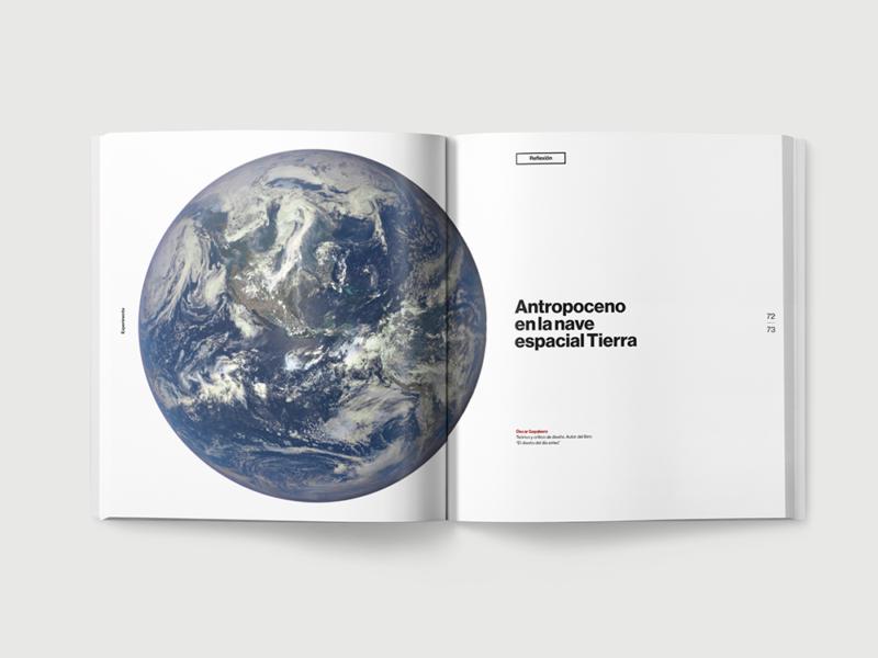 Experimenta 89. Antropoceno: el futuro se diseña hoy.