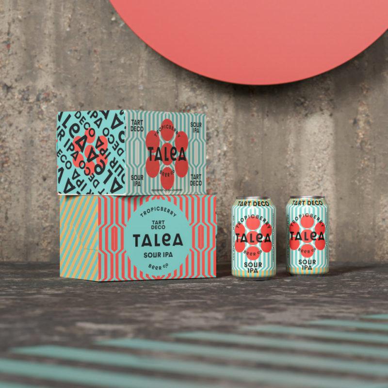 Iwant cambia la reglas de juego con la identidad de Talea Beer Co.