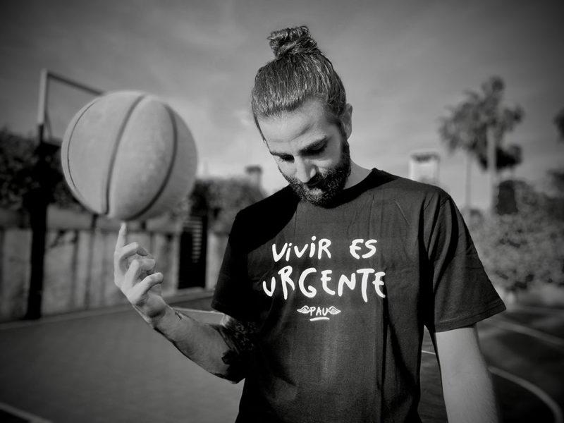 La camiseta de Pau: una iniciativa para apoyar la lucha contra el cáncer