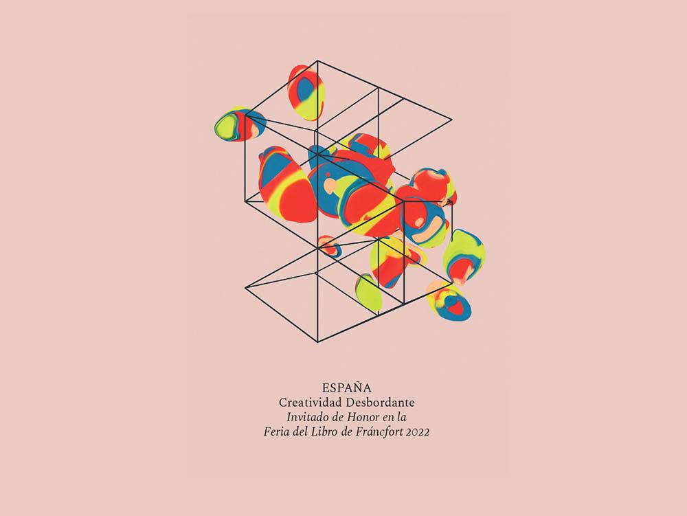 Presentada la nueva identidad de España en la Feria del Libro de Fráncfort 2022