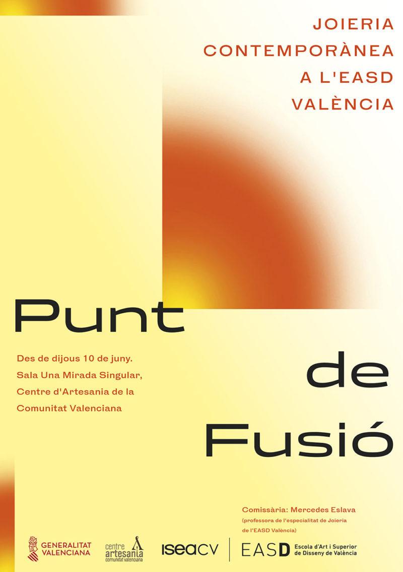 Punt de Fusió: joyería de diseño en el Centro de Artesanía de la Comunidad Valenciana