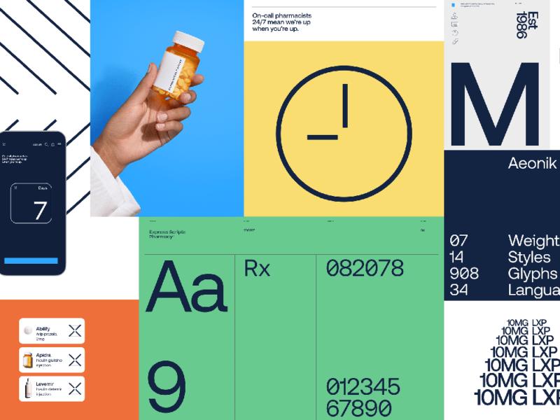 R/GA rediseña la identidad de las farmacias Express Scripts