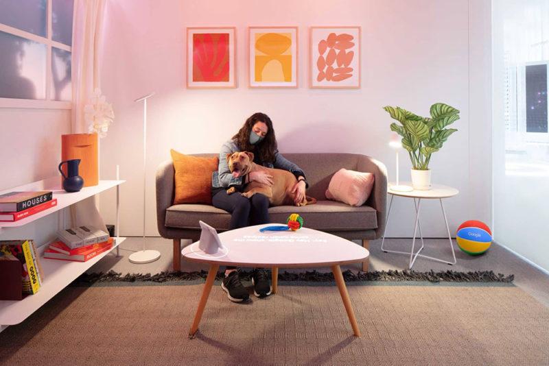 Reddymade diseña la tienda de Google en Manhattan
