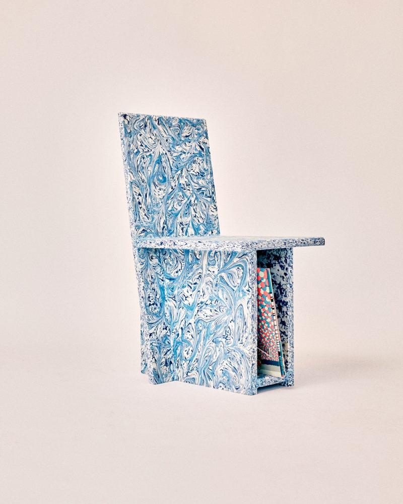 Space Available y Peggy Gou: una silla para luchar contra el plástico en Indonesia