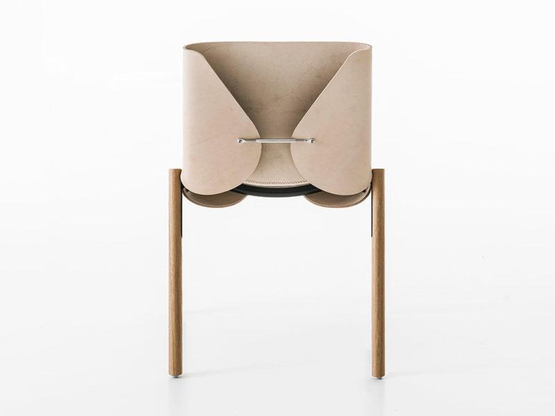 1085 Edition, la colección de asientos de Bartoli para Kristalia