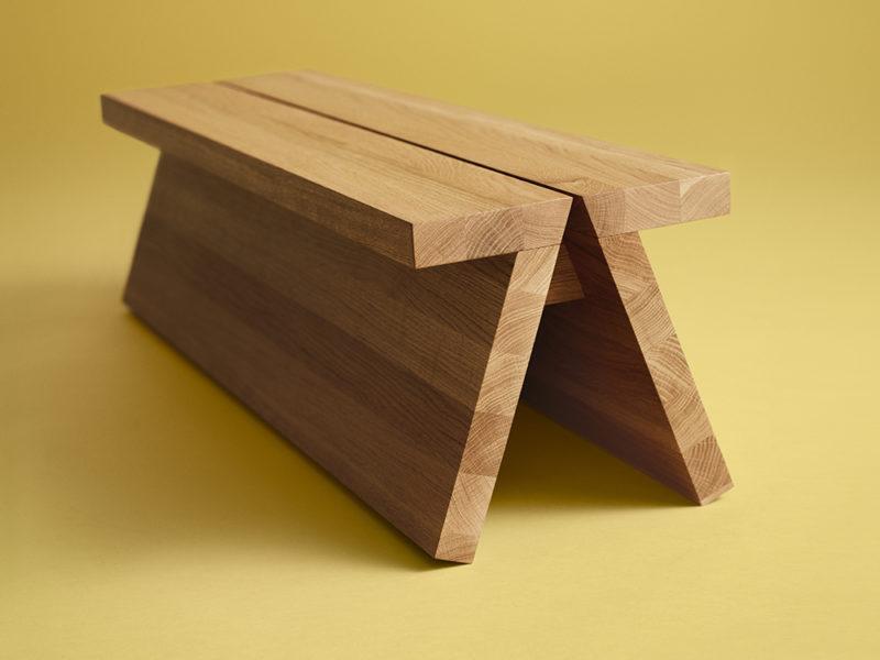 Supersolid es la colección de mobiliario mínima y versátil de Note