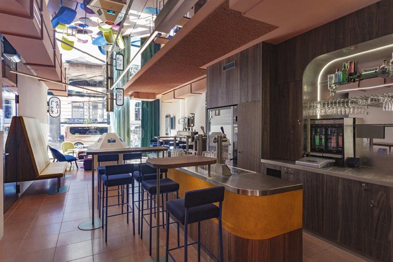 CityHub Róterdam, Studio Modijefsky © Maarten Willemstein