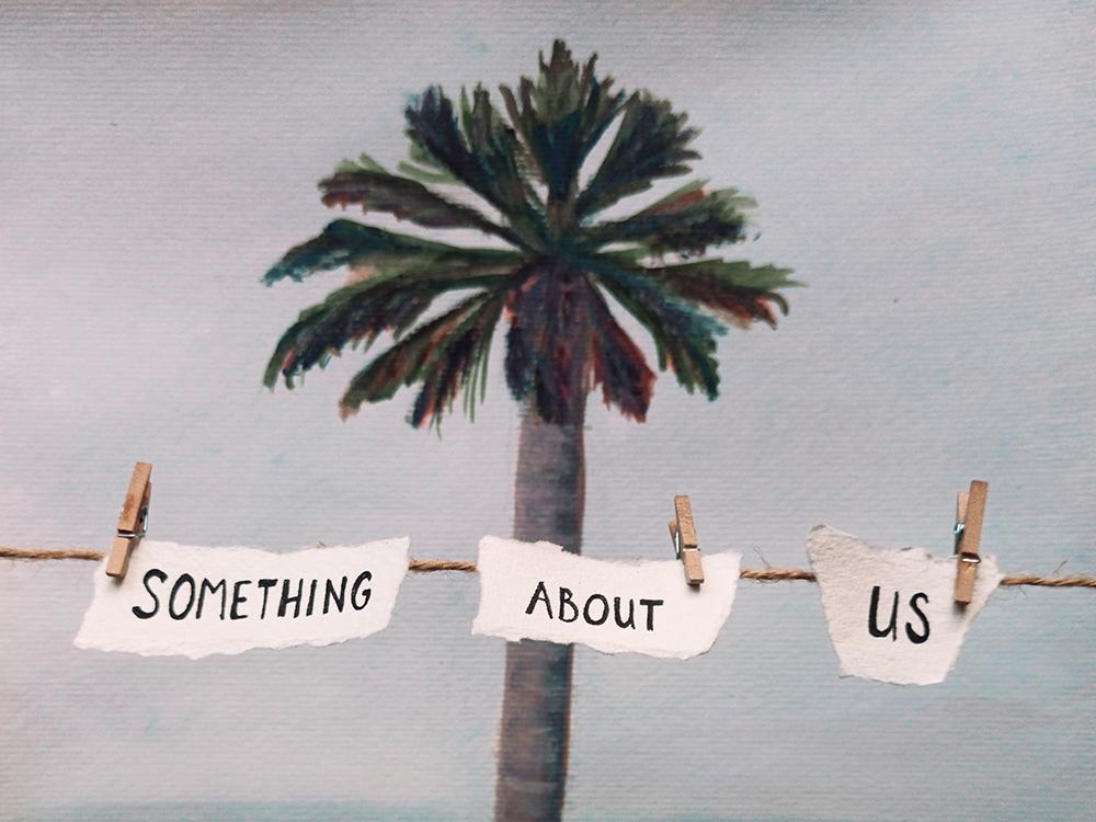 Something About Us: ilustración creativa y técnicas de comunicación visual