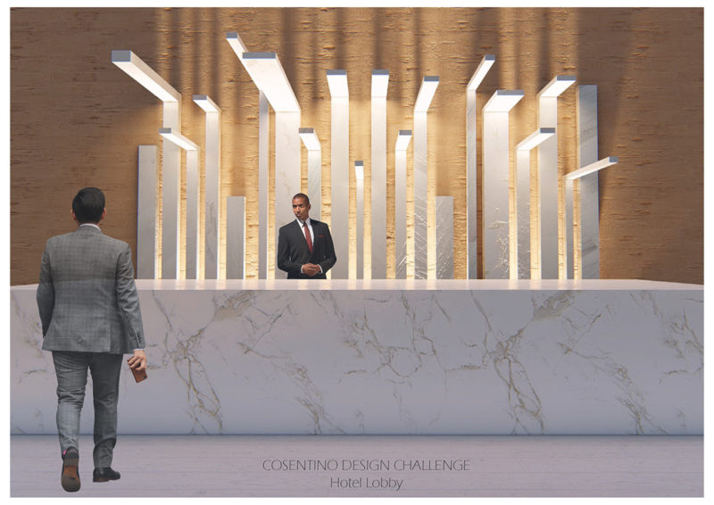 Hotel Lobby, de Ignacio Rivera (ETSAM)
