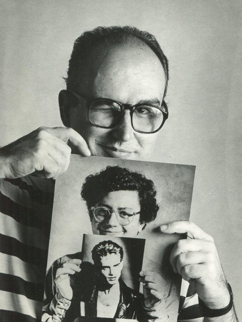 Pablo Pérez-Mínguez: Retratos. La Movida, revisitada