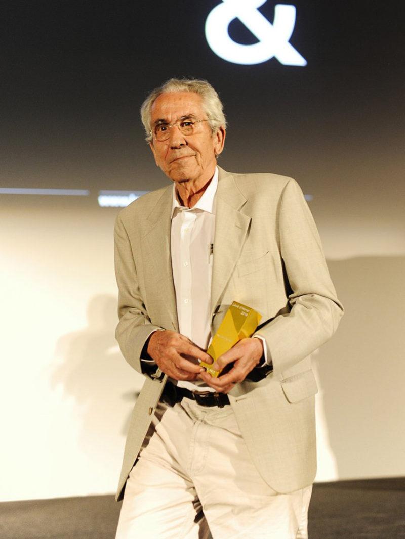 Nos ha dejado Yves Zimmermann. Figura destacada del diseño español