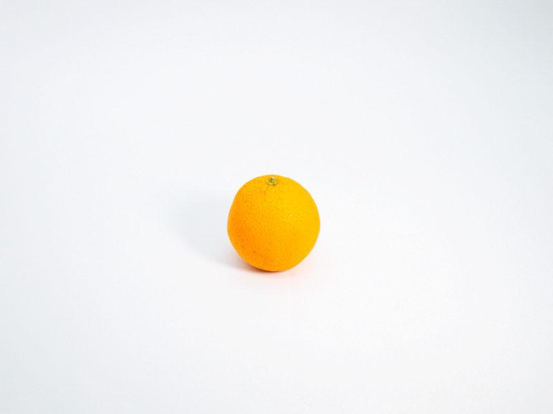 Ohmie, la luminaria producida con piel de naranja de Krill