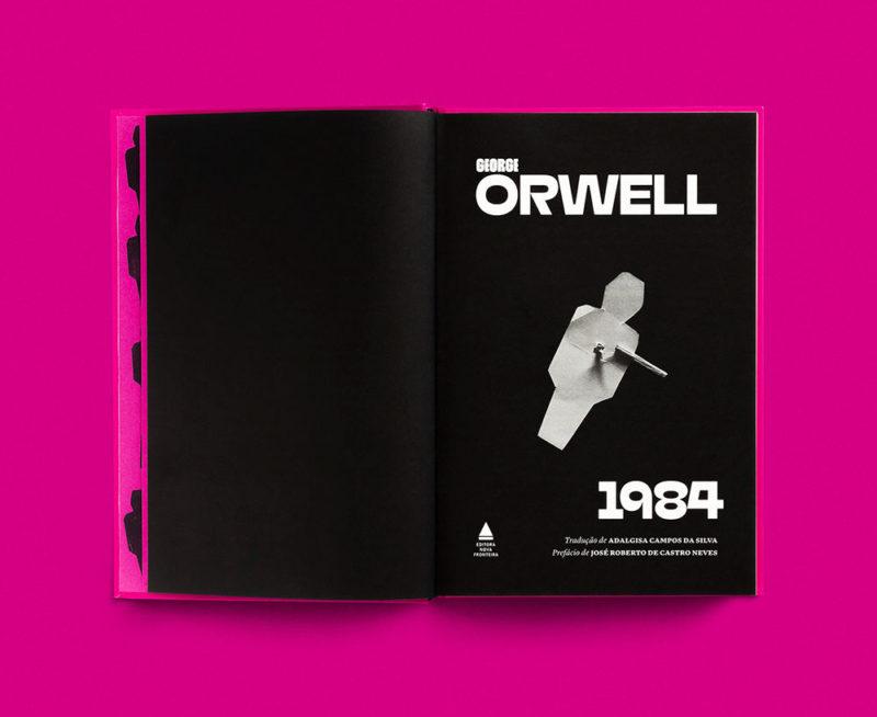 Rafael Nobre dota de un nuevo aire a los clásicos de Orwell