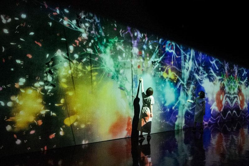 Teamlab. Arte, tecnología y naturaleza