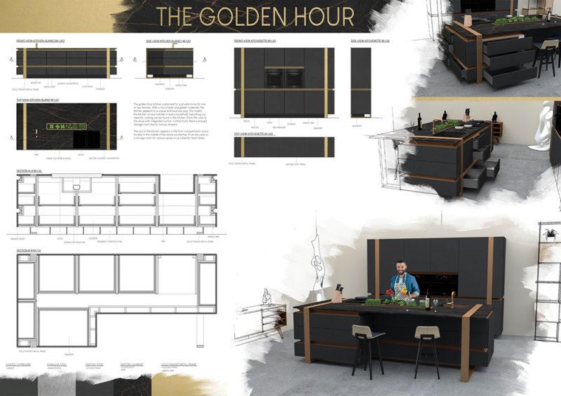The Golden Hour, de Robin Kavalirek (Berlin International - University of Applied Sciences)