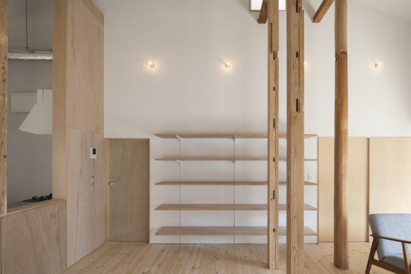 Tokudaction consigue adaptar con éxito una vivienda tradicional japonesa