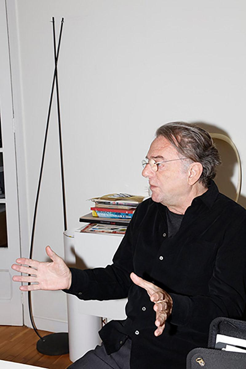 Andreu World edita Diálogos sobre el trabajo. Philippe Starck, Patricia Urquiola, Giulio Ridolfo,...