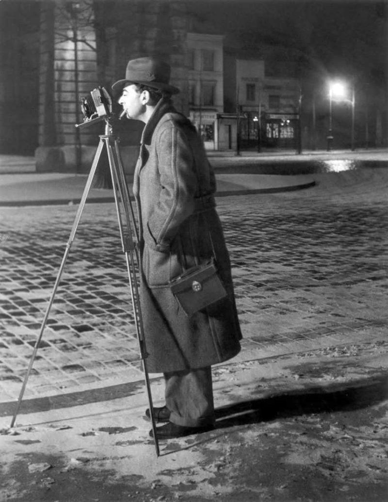 El París de Brassaï. Fotos de la ciudad que amó Picasso
