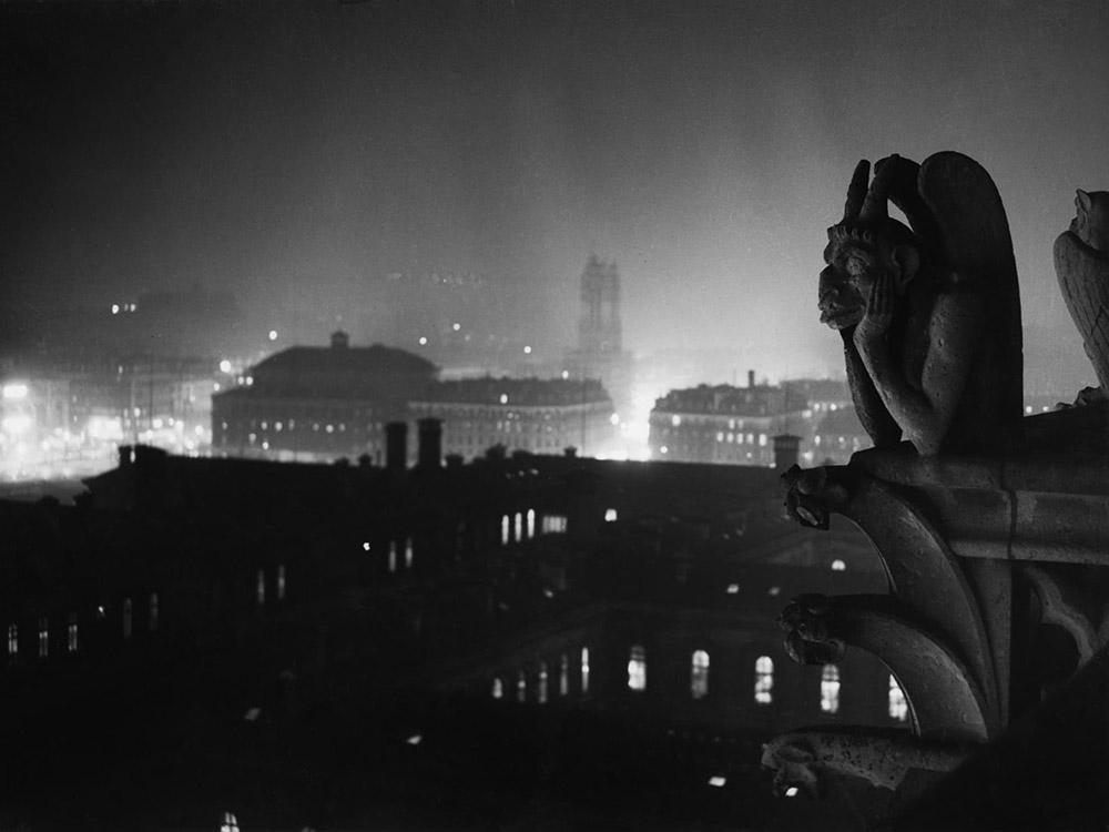 El París de Brassaï. La ciudad de la luz en el Museo Picasso Málaga