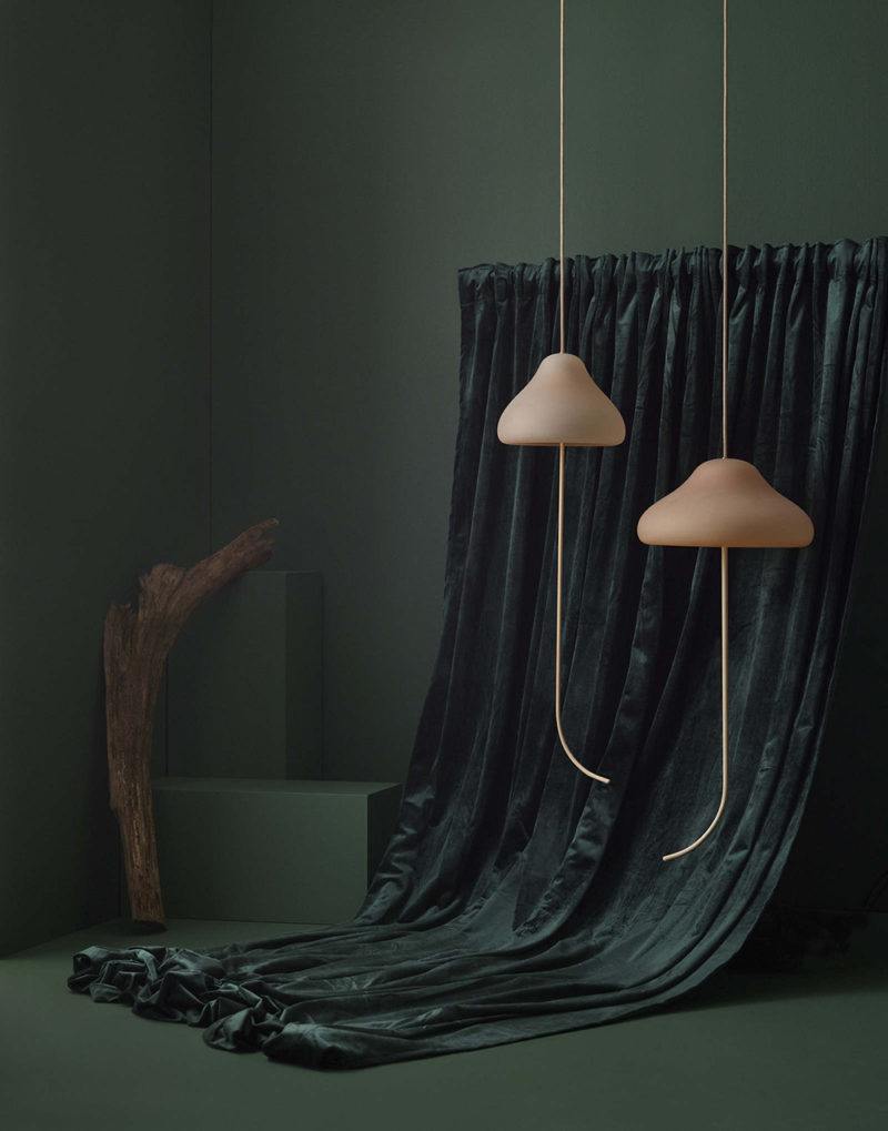 Las luminarias de Maija Puoskari. Orgánicas, espléndidas, 100% finlandesas